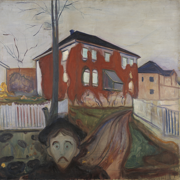 Visionary Excess The Art Of Edvard Munch Too Much Art