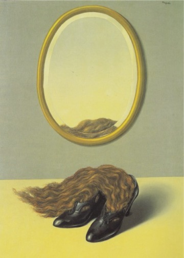 L'amour désarmé_Magritte_Love disarmed_1935