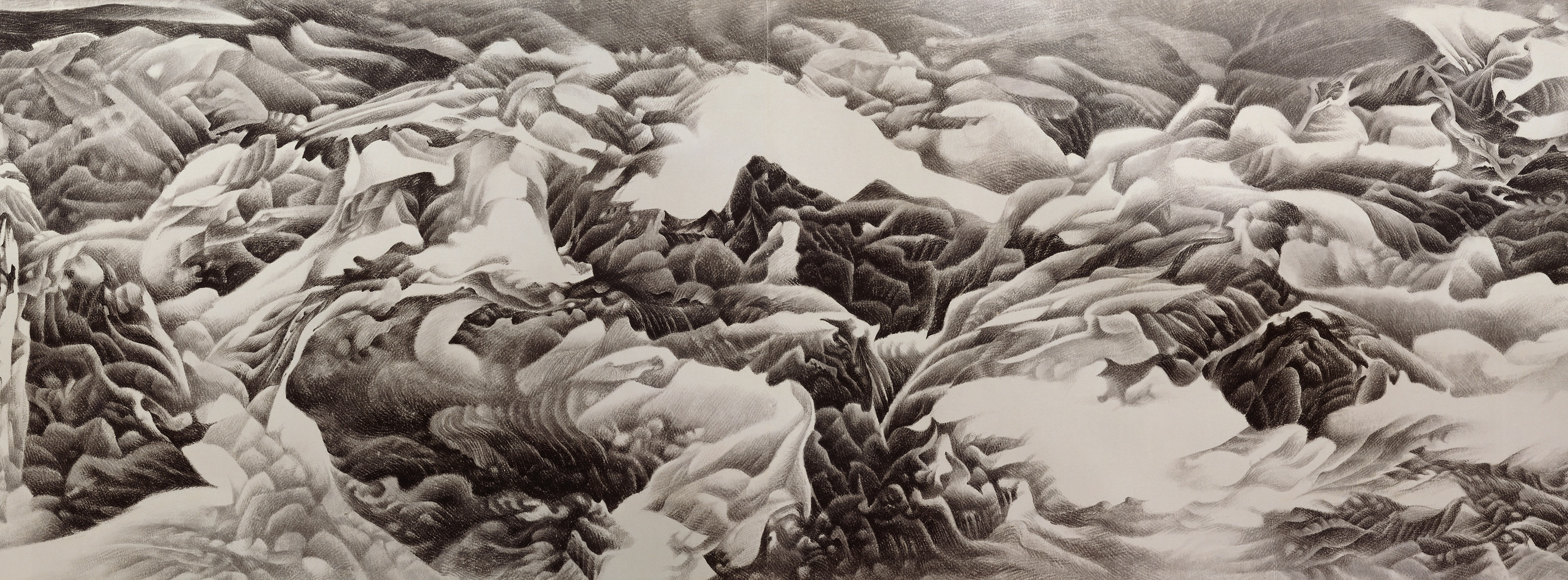 ink art past as present in contemporary china metropolitan museum