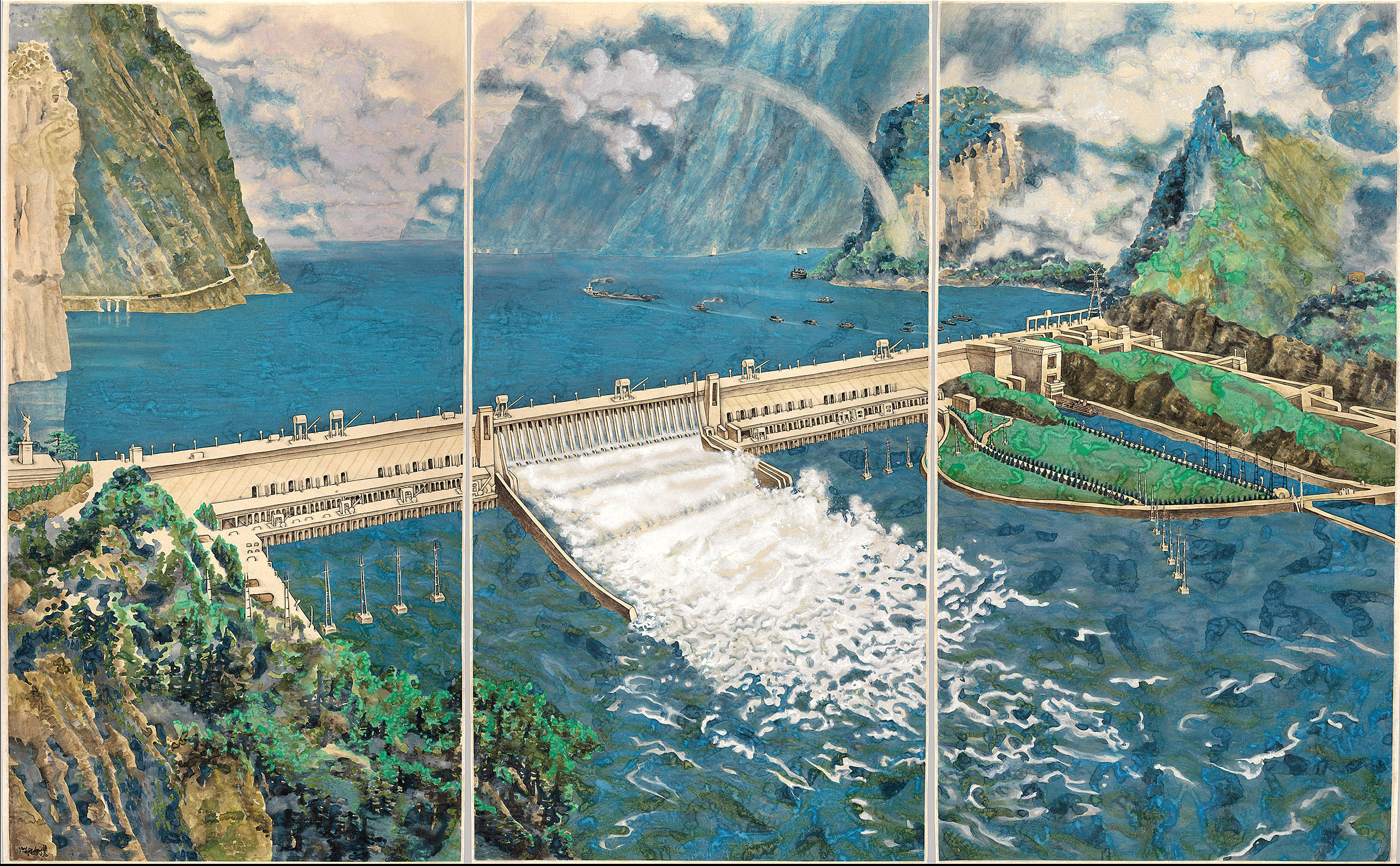 gorges dam essay Due to its enormous scale, the three gorges project is quite interesting in terms of economic impact, even despite the lack of data and evidence (due to th.