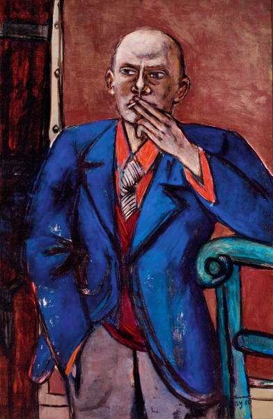Max Beckmann In New York At The Metropolitan Museum Of Art