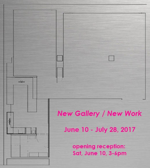 """New Gallery/New Work"" at Elizabeth Harris Gallery, NY"