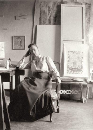 checklist-hilma-af-klint-portrait-around-1900-729x1024