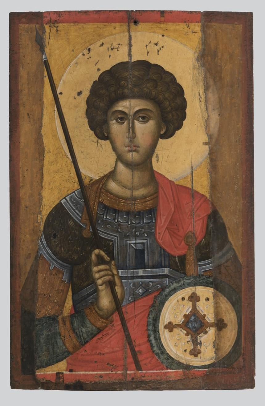 Saint George Cropped