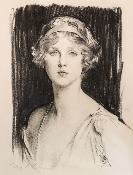 """John Singer Sargent: Portraits in Charcoal"" at The Morgan Library & Museum, New York"