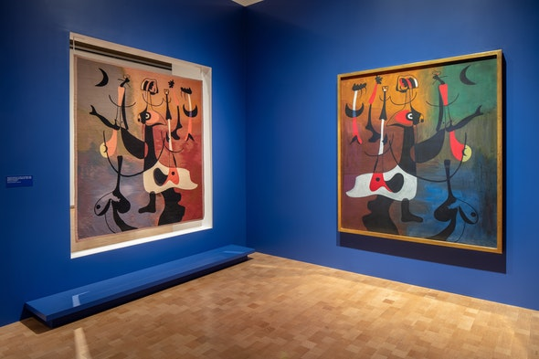 """Marie Cuttoli: The Modern Thread from Miró to Man Ray"" at the Barnes Foundation"